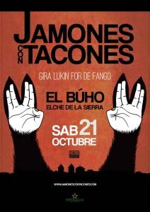 cartel-búho-jamones-A3-ok