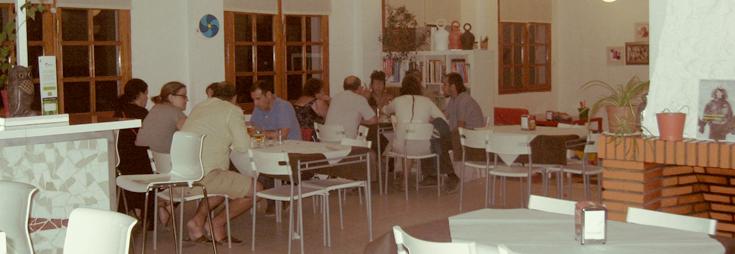 restaurante elche de la sierra