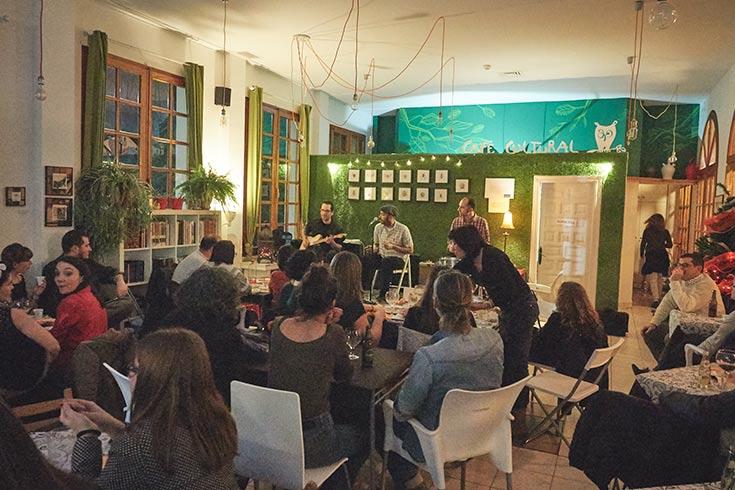 buho cafe 2018